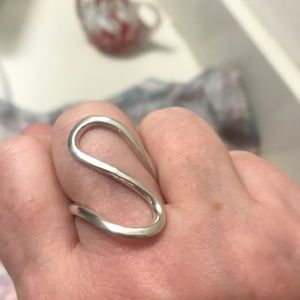 SALE! Sterling Silver (925) Statement Ring